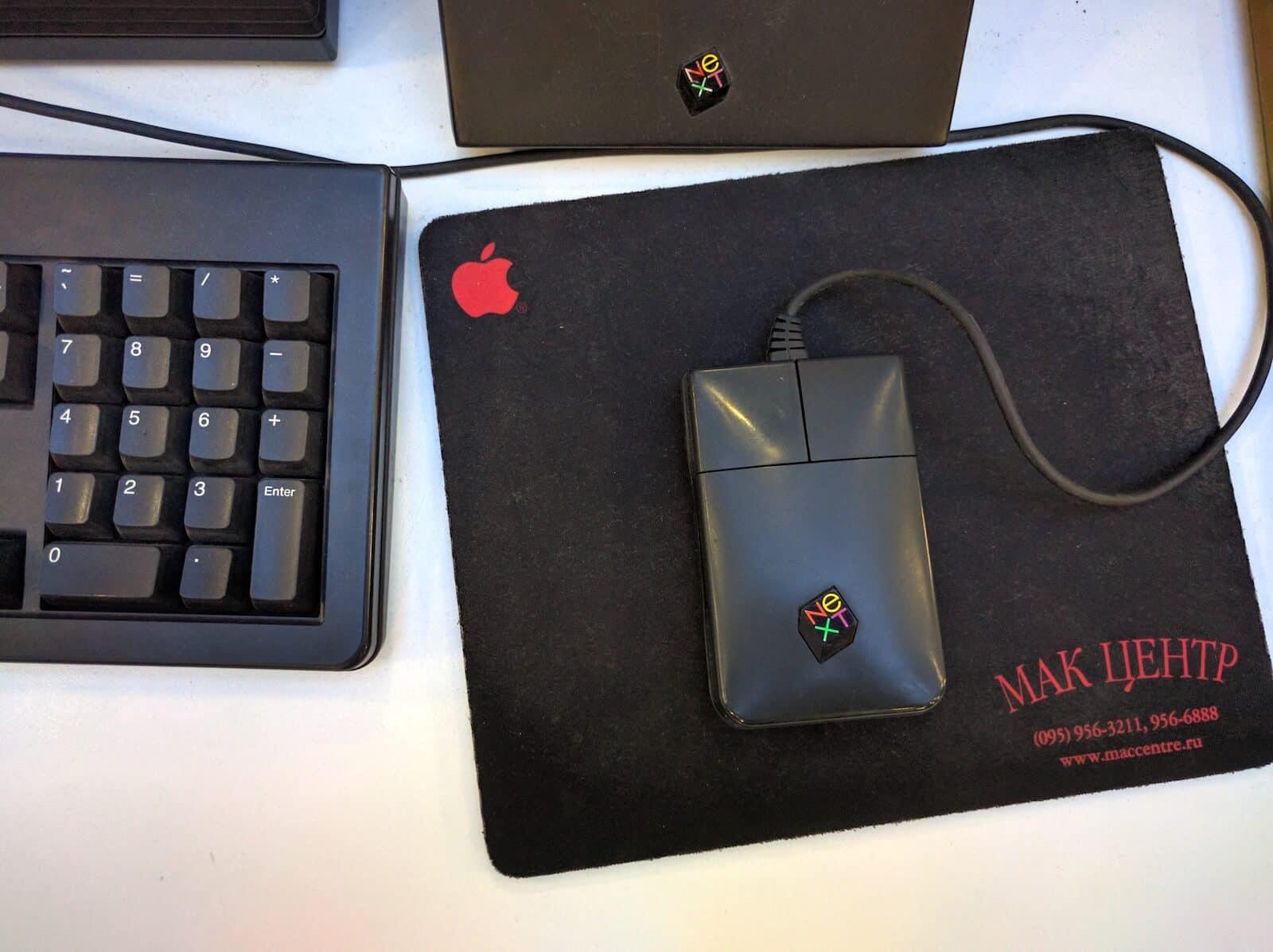 Компьютерная мышь NeXT