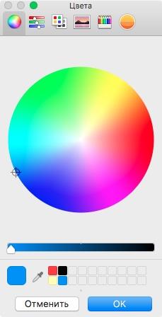 Цветовое колесо Исаака Ньютона